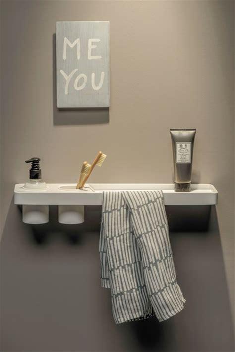 porta mensole in acciaio porta asciugamani mensola bagno in acciaio verniciato a