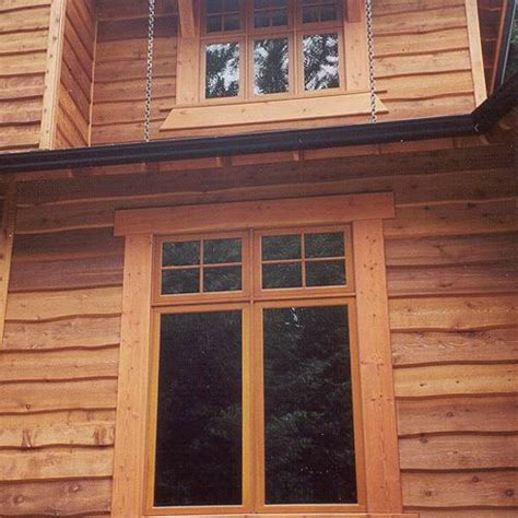 live edge wood siding in michigan haida cedar skirl siding now in stock at kuiken brothers