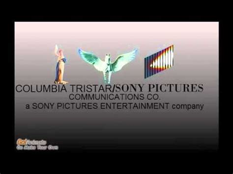 columbia tristar/sony pictures communications logo youtube