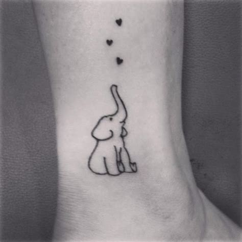 african elephant outline tattoo pinterest images of pin dumbo the elephant cartoon image search results on