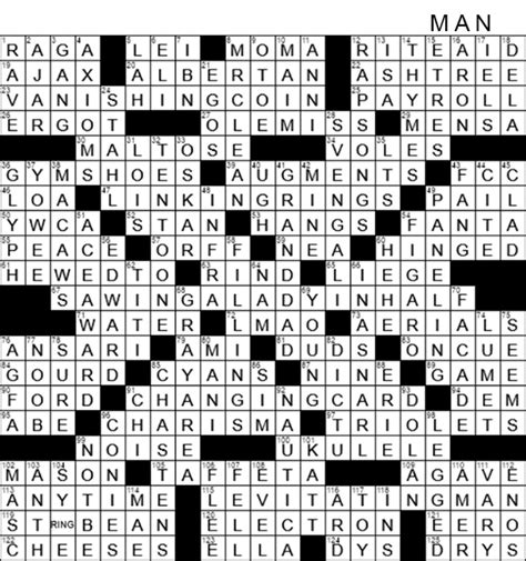 usa today crossword answers may 22 2015 0813 17 new york times crossword answers 13 aug 17 sunday