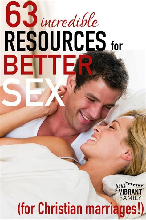 Marriage sex help