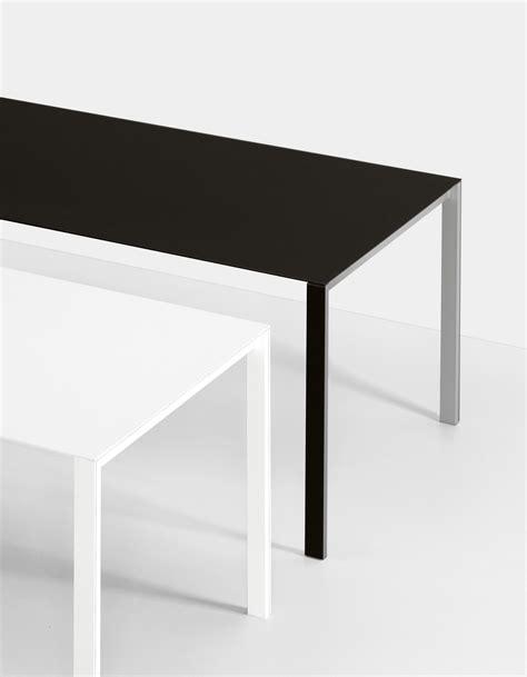 tavolo kristalia tavolo allungabile thin k by kristalia design luciano