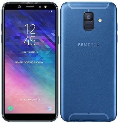samsung galaxy a6 (2018) specifications, price compare