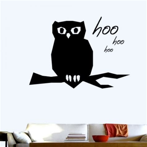 owl hoo wall decal quotes