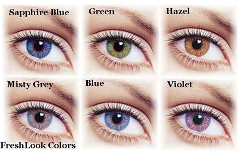 eye colors list with pictures fashion poll of the week eye colors 1316476 fashion