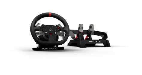 volante mad catz xbox one prezzo mad catz feedback racing wheel volante e pedaliera