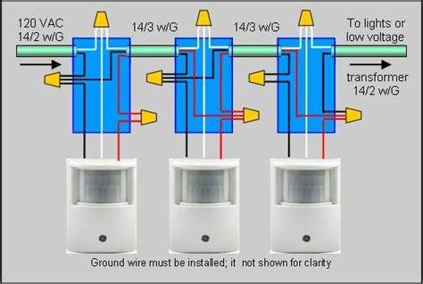occupancy sensor electrician talk professional
