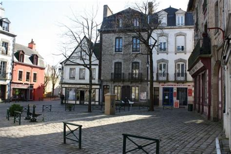 Location Appartement de charme Centre Ville d'Auray pour 2 à 4 personnes