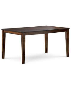 Macys Glass Dining Room Table by Avondale Dining Table Only At Macy S Shops Colors And