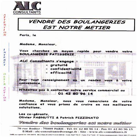 Exemple De Lettre Commerciale Prospection Le Projet De Prospection En Bac Pro Vente Elaboration Des Outils De Communication Et De