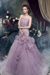 purple wedding dress so charming on a purple wedding gown vivanspace