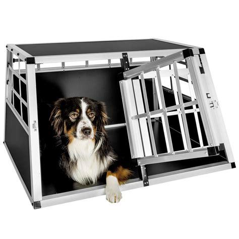 cani in gabbia box gabbia auto trasportino animali alluminio cani