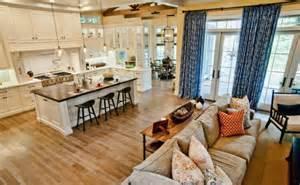 concept kitchen family room design