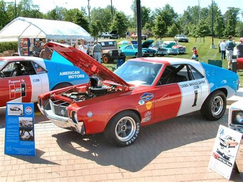 Speed Read Feed For February 28 2007 by 1968 Amc Amx 390 Craig Breedlove Speed Record Car