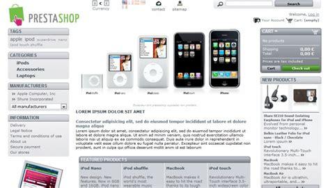 membuat web ecommerce dengan prestashop kursus komputer privat membuat website toko online dengan