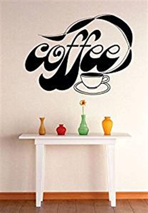 Tokomonster Coffee Wall Decal Sticker Size 23 Inch top selling decals prices reduced peel stick wall
