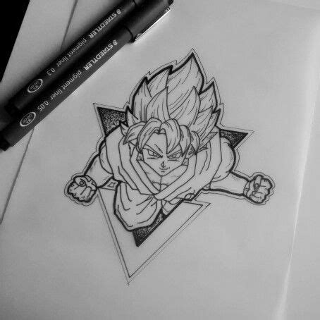 dragon ball z tattoo designs best 25 z ideas on mandala
