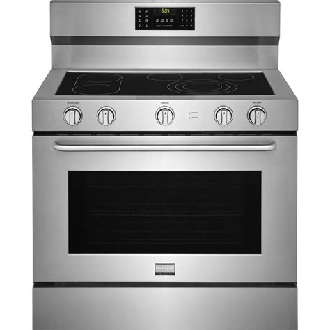maytag gemini 6 7 cu ft oven electric range with