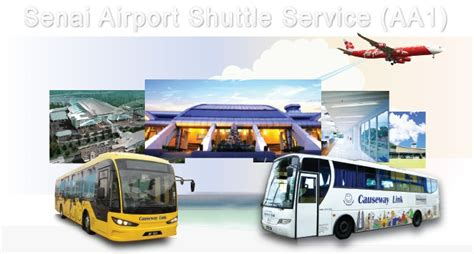 Airport Shuttle Companies by Malaysia Express Ticketing In Johor Bahru And