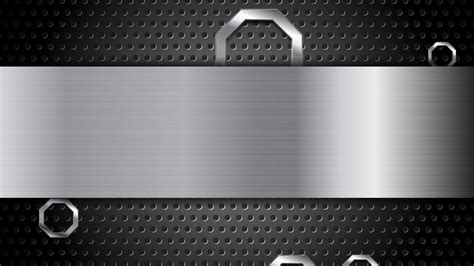 black and white octagon wallpaper metal background with moving octagons video animation hd