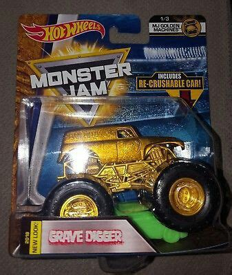 truck jam chicago 2018 wheels jam grave digger gold treasure
