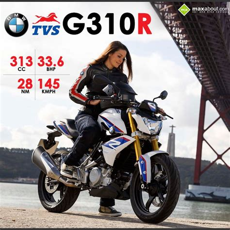 bmw tvs bike 7 must facts about bmw g310r maxabout news