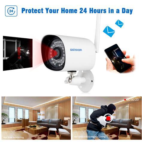 Kamera Cctv Hd 1080p 2mp Outdoor 1080p hd ip kamera 2mp onvif wlan netzwerk wifi nachtsicht outdoor ir cut ebay