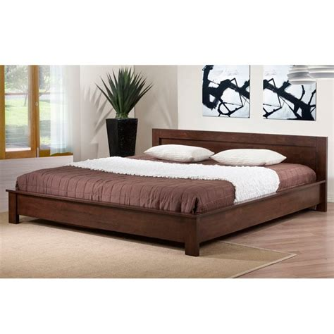 King Size Platform Bed Alsa King Size Platform Bed 80004549 Overstock Shopping Great Deals On I Living Beds