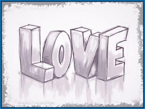 imagenes que digan te amo en ingles dibujos de te amo a lapiz f 225 ciles archivos dibujos de