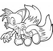 97 Dessins De Coloriage Sonic &224 Imprimer Sur LaGuerchecom