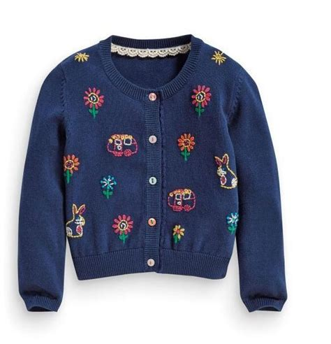 Handmade Sweaters For Children - children sweaters handmade flowers cars rabbits design