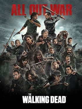 Poster Serial Tv The Walking Dead Cast 2 40x60cm the walking dead season 8