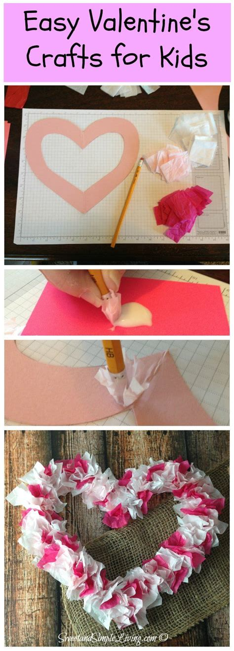 Crafts To Do With Tissue Paper - best 25 crafts ideas on