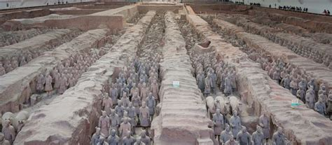 Army Of Ghosts Terracotta Warriors Pilot Guides