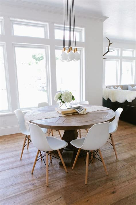 Circular Kitchen Table Best 20 Wood Dining Table Ideas On Dining Table Dining Tables