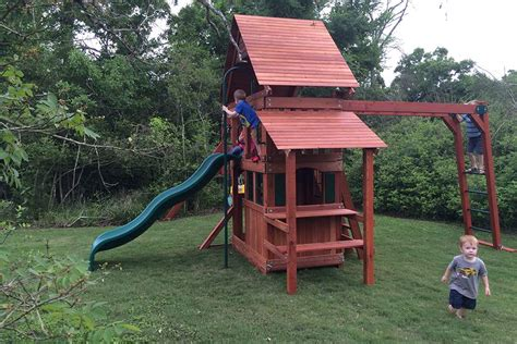texas swing wooden swing set for every budget and