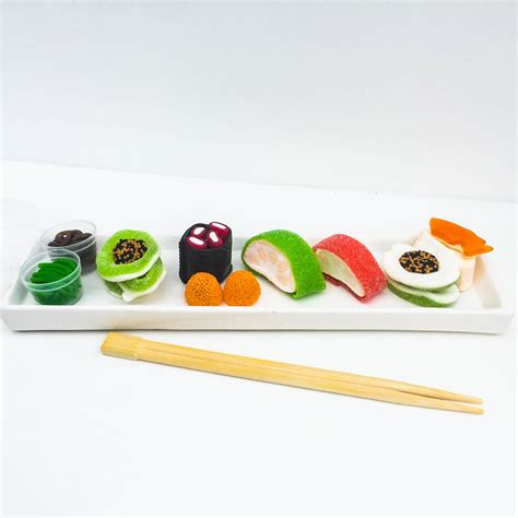 Sweet Sight Sushi Cookies by Chocolate Sweet Gifts From Cuckooland Absolute Home
