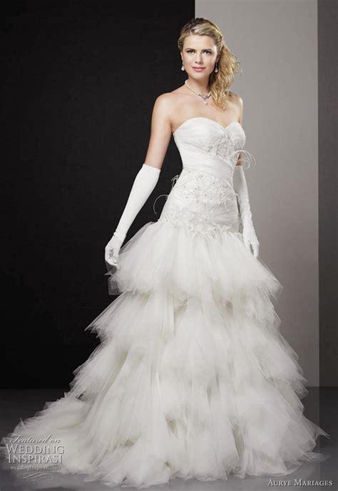 Traumhafte Hochzeitskleider by Aurye Mariages Wedding Gowns Wedding Inspirasi