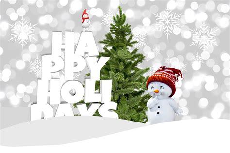 beautiful happy holidays stock   images