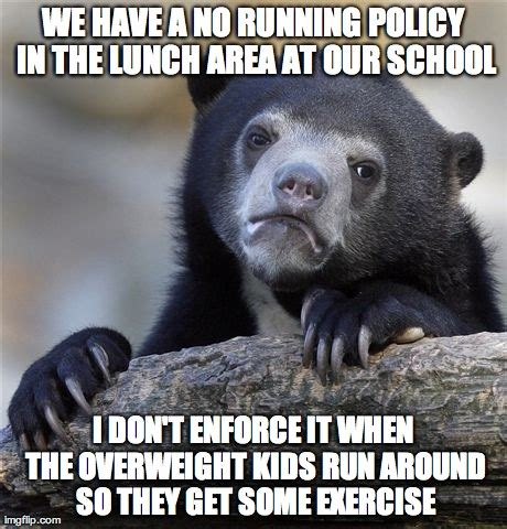 Running Bear Meme - kinda feel guilty but not imgflip