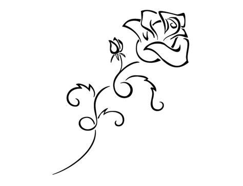 tattoo fonts vines tribal rose tattoo google search ink pinterest