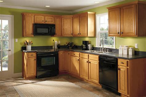 menards kitchen cabinets sale value choice 24 quot huron oak 3 drawer base cabinet at menards 174