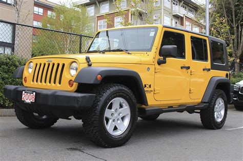 2008 jeep wrangler unlimited x accessories 2008 jeep wrangler unlimited x 21 990