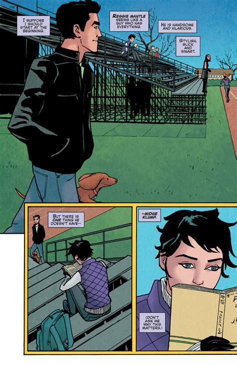 riverdale vol 1 road to riverdale vol 3 preview comics news