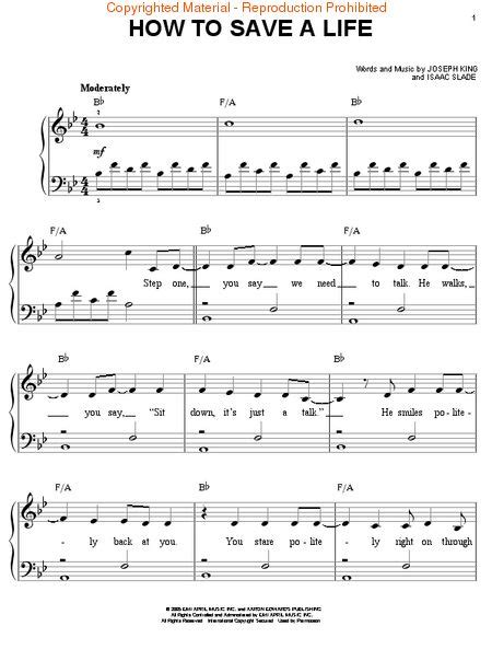printable piano sheet music popular songs free the fray sheet music books scores buy online