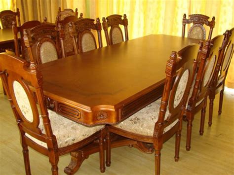 Dining Table Kerala Price Dining Table Wooden Dining Table Designs Kerala