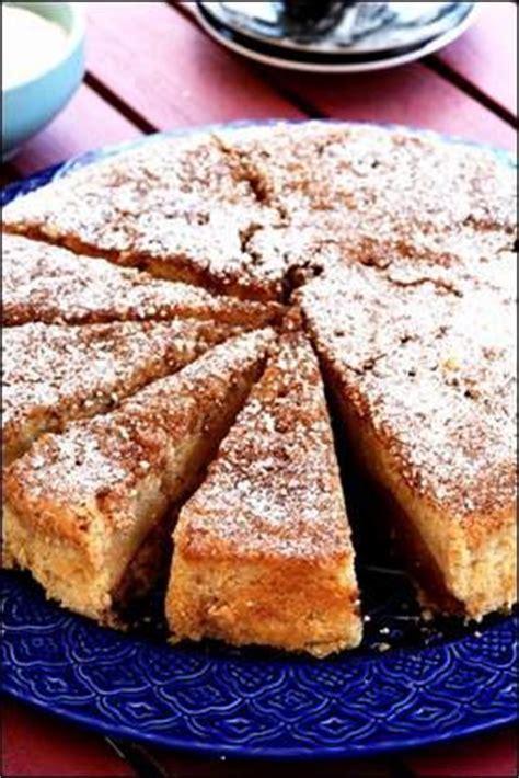 Marcus Samuelsson's Rustic Apple Cake Recipe