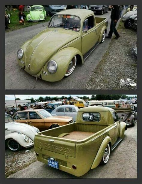 volkswagen pickup slammed 308 best images about bugs vw on pinterest baja bug vw
