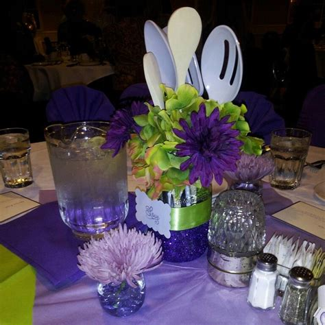 kitchen bridal shower ideas kitchen theme bridal shower centerpiece kitchen shower